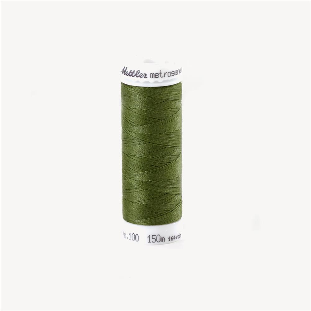 Mettler Metrosene Polyester All Purpose Thread Jung Oak