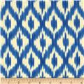 Waverly Williamsburg Dedra Ikat Ink