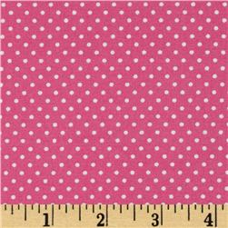 Pimatex Basics Mini Dots Primrose/White Fabric