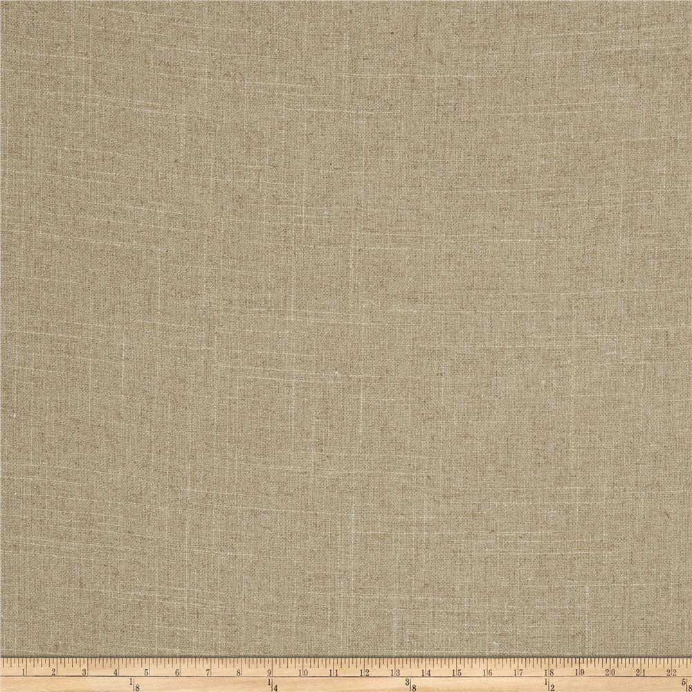 Fabricut Neighbor Linen Blend Pebble