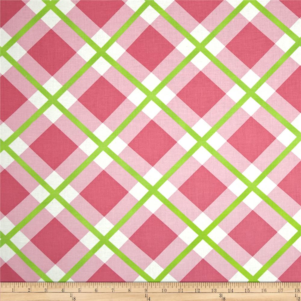 Enchanted Perpetual Plaid Pink
