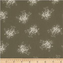 Durham Collection Medium Rustic Roses Taupe