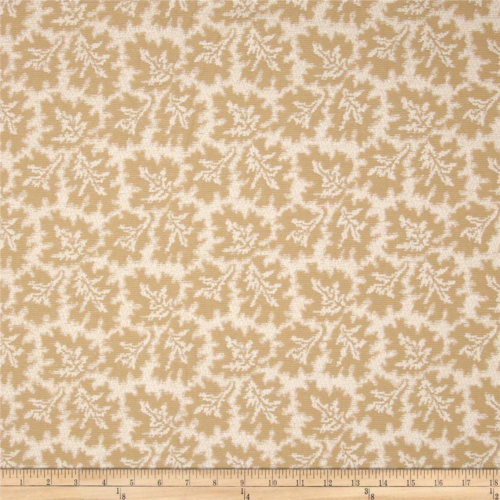Robert Allen Promo Maple Grove Chenille Jacquard Maize