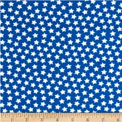 Flannel Stars Royal