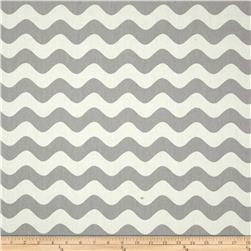 Riley Blake Home Decor Wave Grey