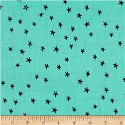Cotton + Steel Printshop Starry Seaglass