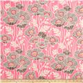 Joel Dewberry Home Decor Sateen Notting Hill Pristine Pop Pink