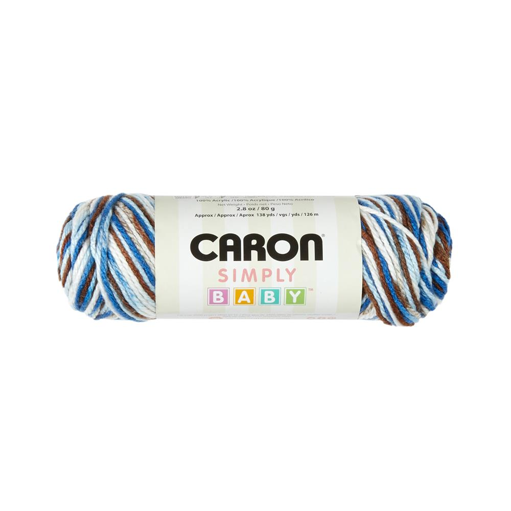 Caron Simply Baby Yarn Ombre (05003) Sailor Boy