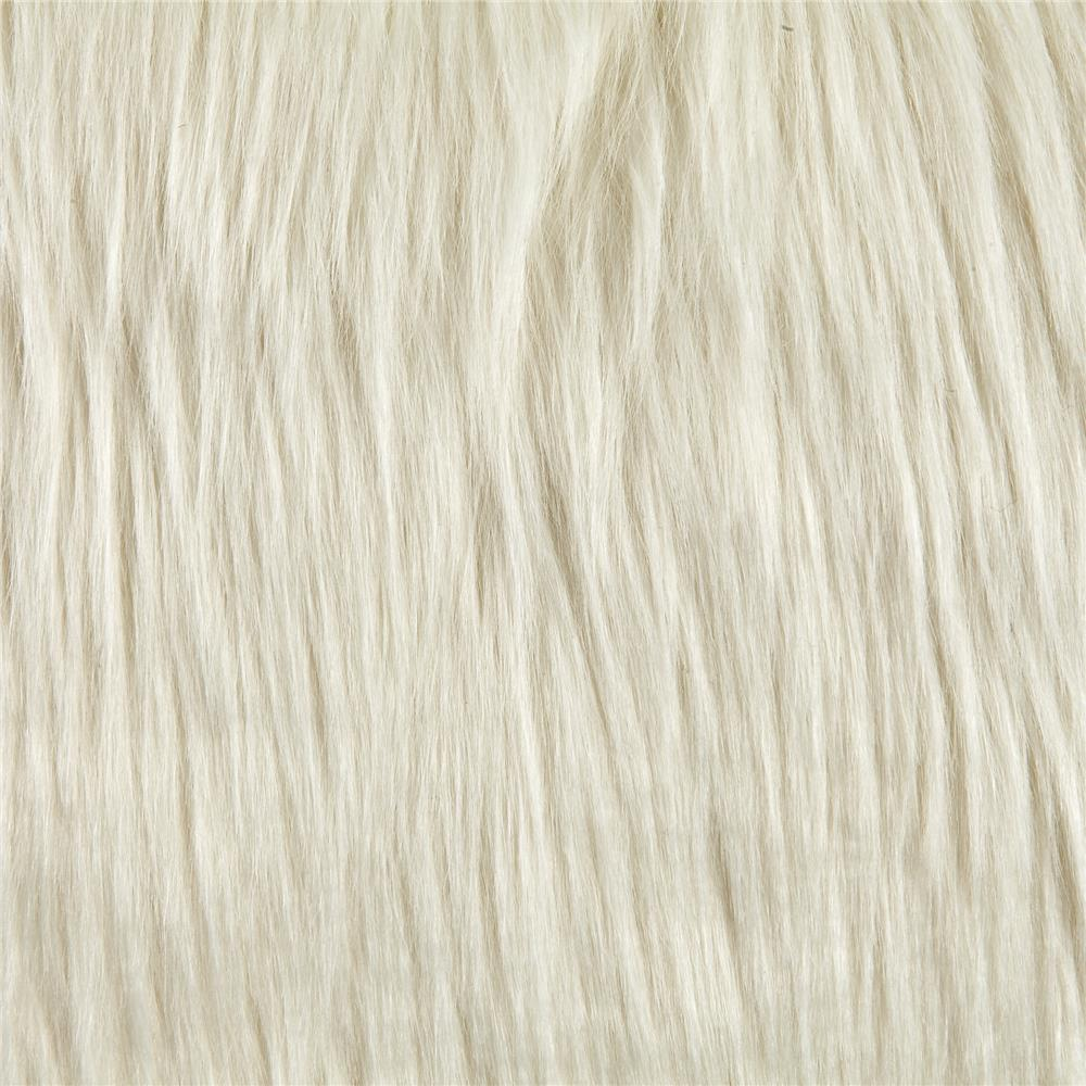 Faux Fur Luxury Shag Ivory