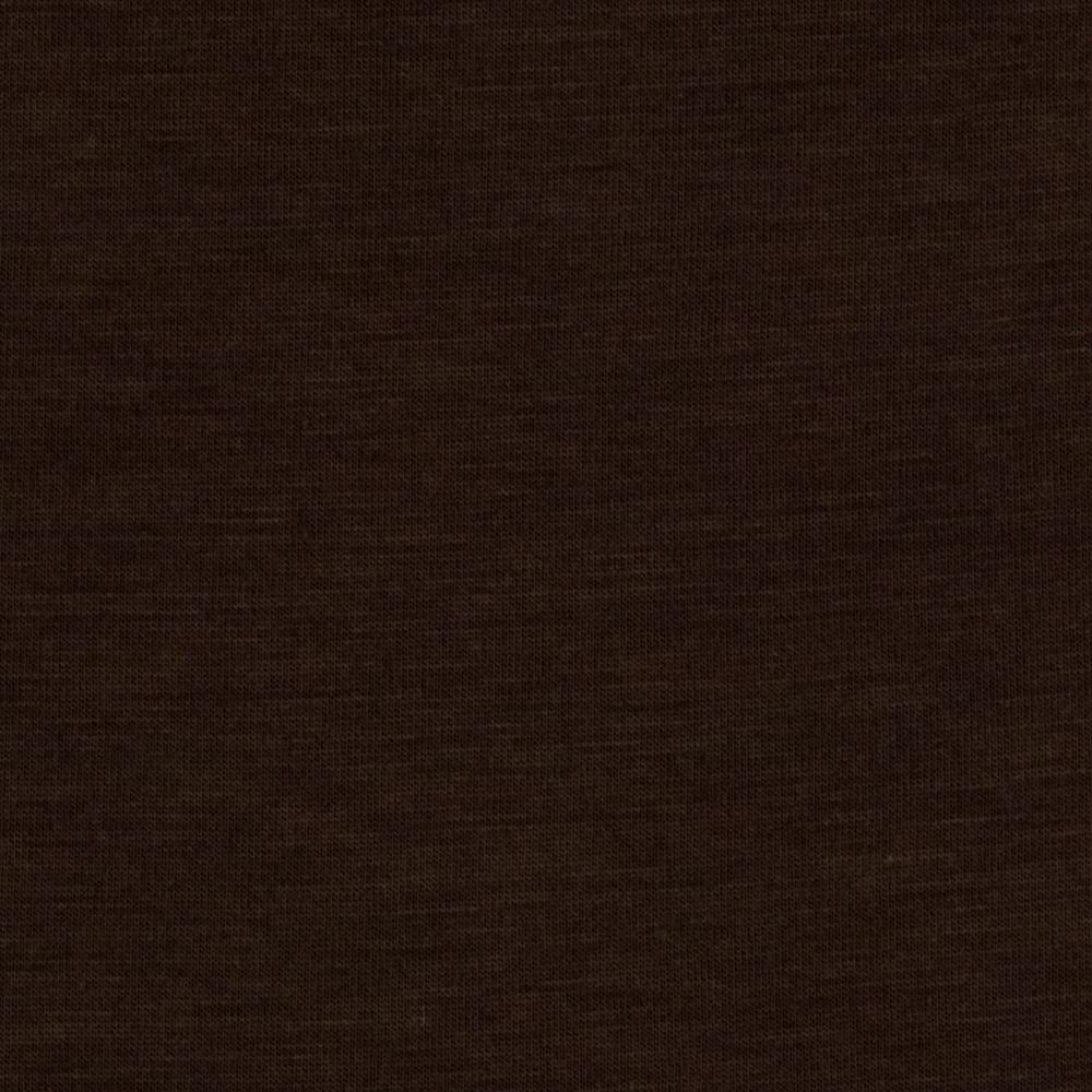 Rayon Jersey Knit Brown
