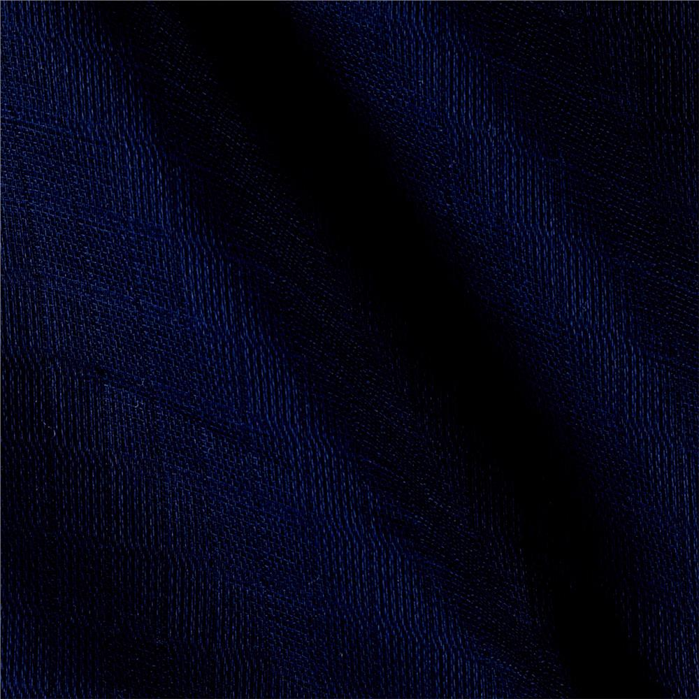 Riley Blake Double Gauze Solid Navy