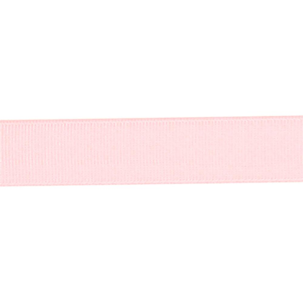"May Arts 3/4"" Grosgrain Ribbon Spool Pink"