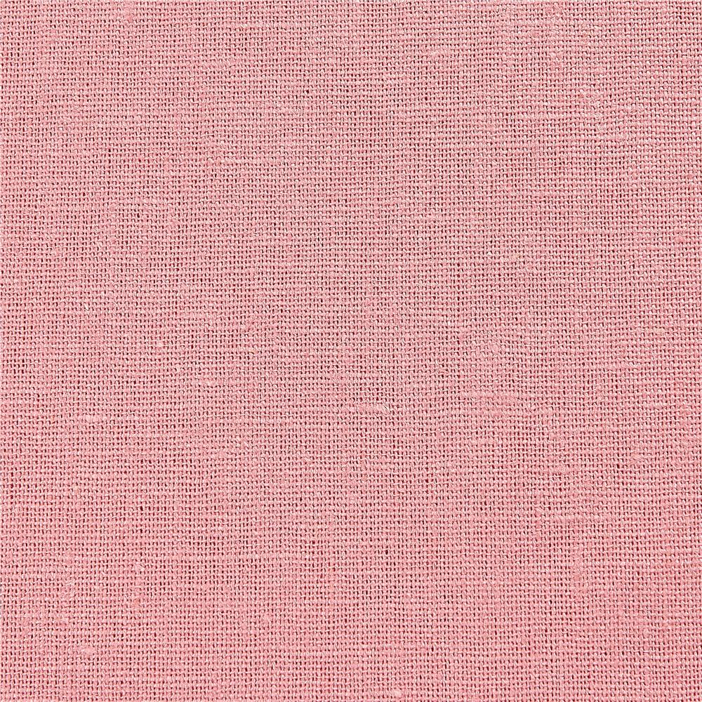 Kaufman Brussels Washer Linen Blend Blush