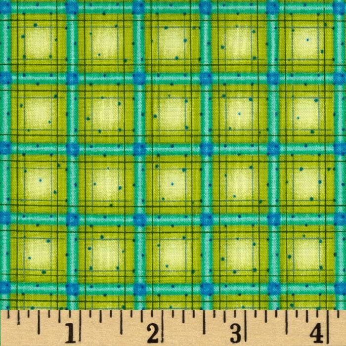 Winter Parade Plaid Green