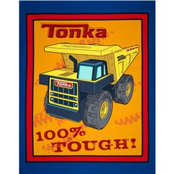 Tonka Trucks Tonka Tough Panel Red
