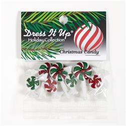 Dress It Up Embellishment Christmas Candy