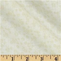 Riley Blake Cream on Cream Calico Fabric