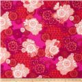 Kanvas Baker's Delight Embroidered Patch Fuschia