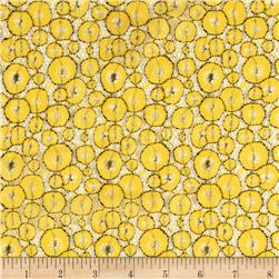 Poppy Lace Yellow