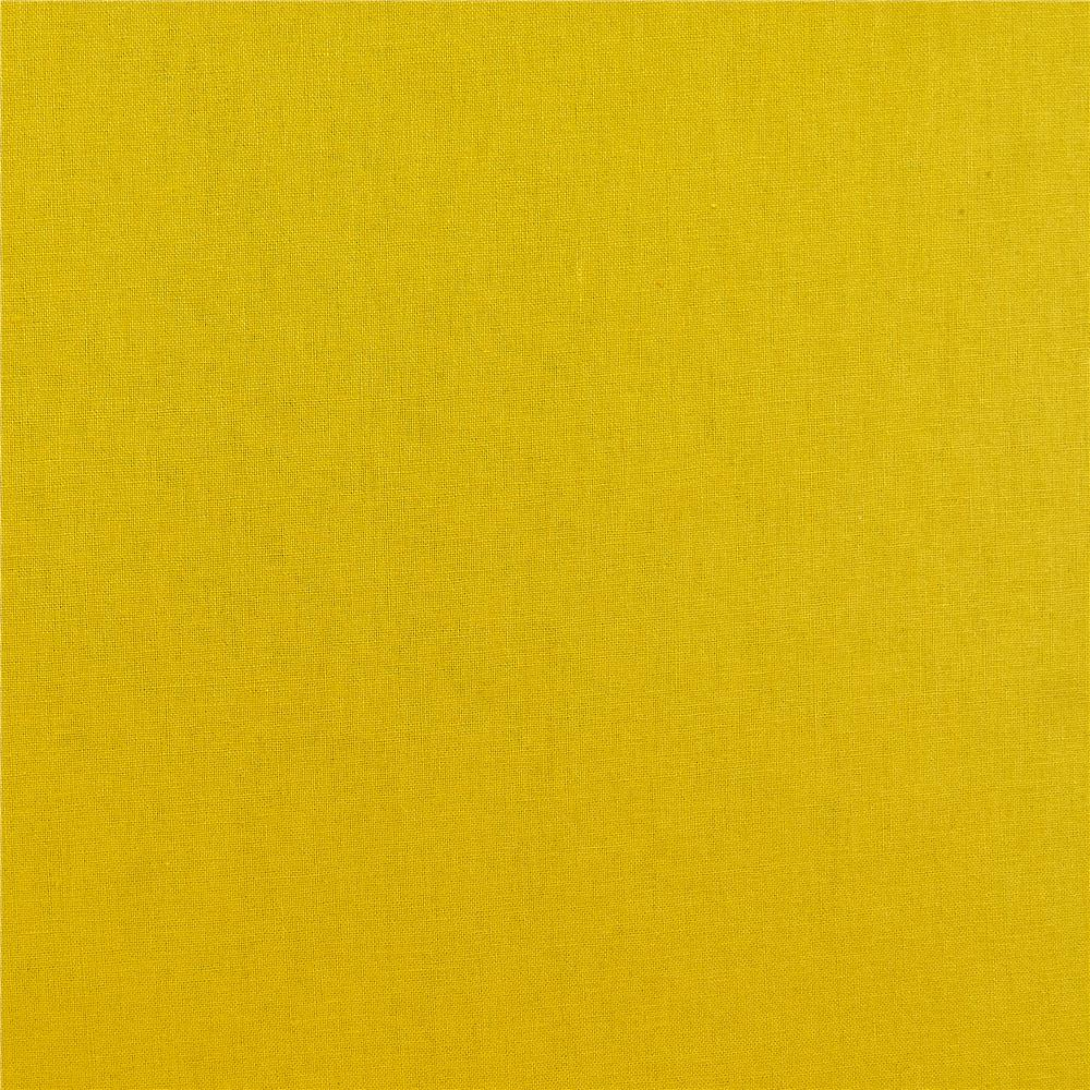 Premium Broadcloth Yellow