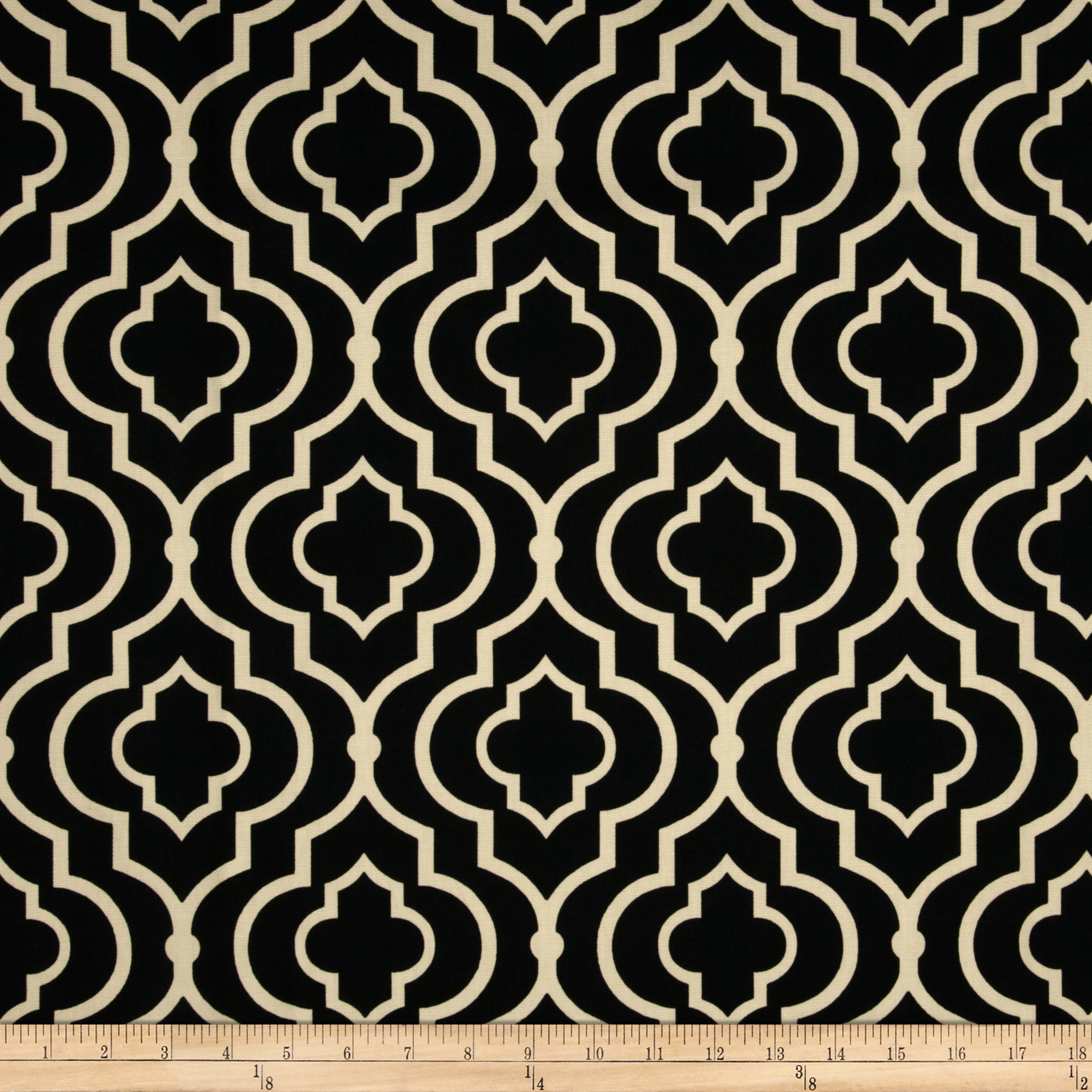 Swavelle/Mill Creek Donetta Onyx Fabric by Swavelle Mill Creek in USA