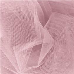 54'' Wide Tulle Rosette Fabric