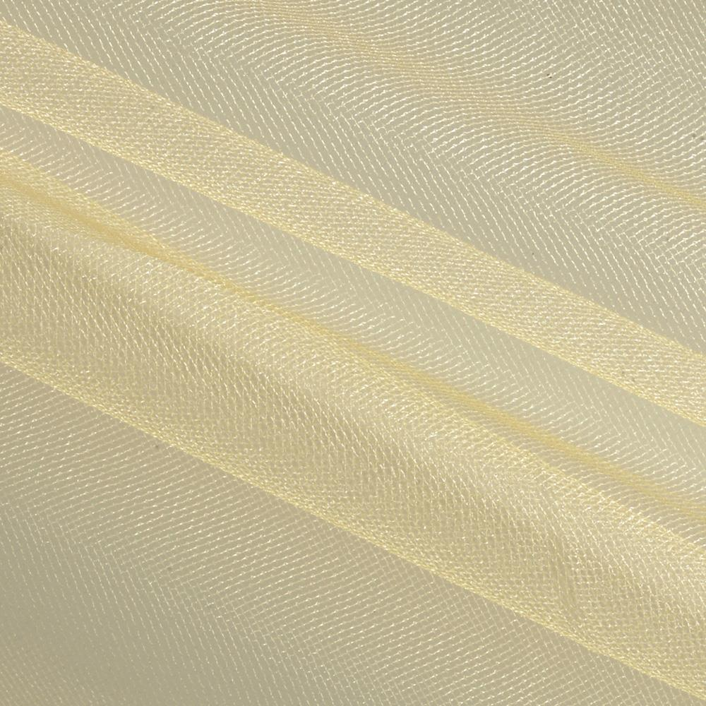Shiny Tulle Light Yellow