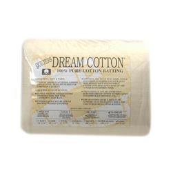 "Quilter's Dream Natural Cotton Supreme Batting (122"" x 122"") King"