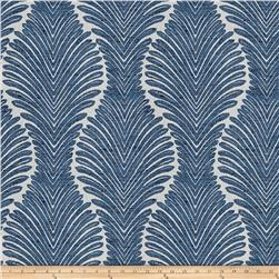 Fabricut Watercraft Jacquard Denim