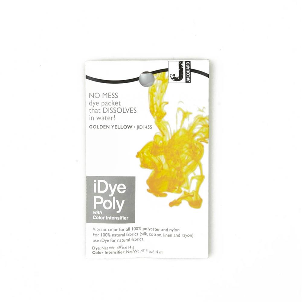 Jacquard iDye Poly Synthetic Dye Bright Yellow