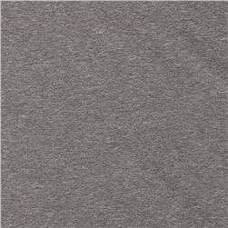Poly/Lycra Jersey Knit Dark Grey Fabric