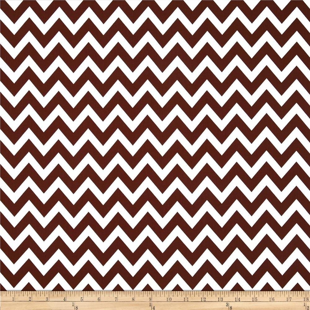 Remix Chevron Brown