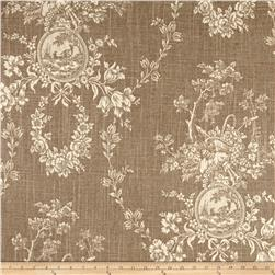 Waverly Country House Toile Linen