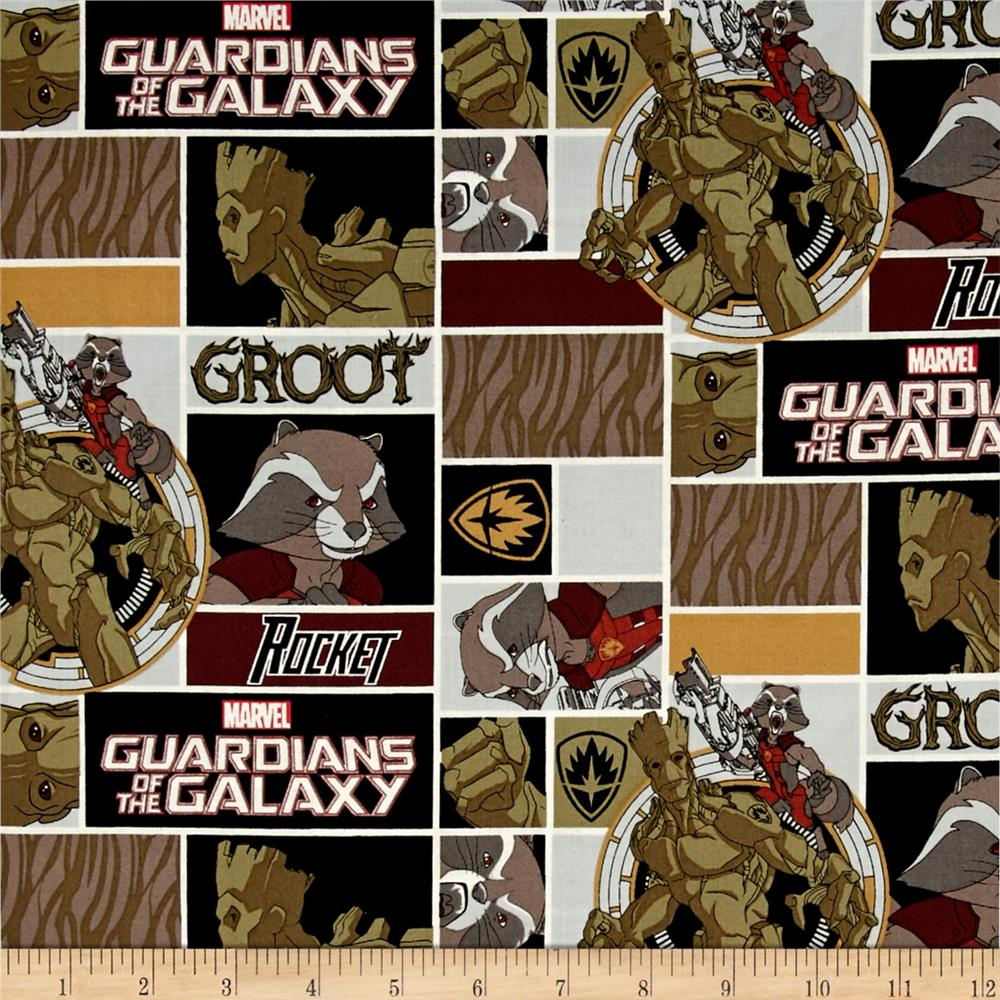 Marvel Guardians of the Galaxy Rocket & Groot