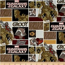 Marvel Guardians of the Galaxy Rocket & Groot Multi