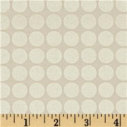 Michael Miller Mirror Ball Dot Rice Fabric