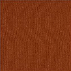 Organic Cotton Twill Sweet Potato