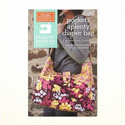 Joel Dewberry Pockets Aplenty Diaper Bag & Changing Clutch Pattern
