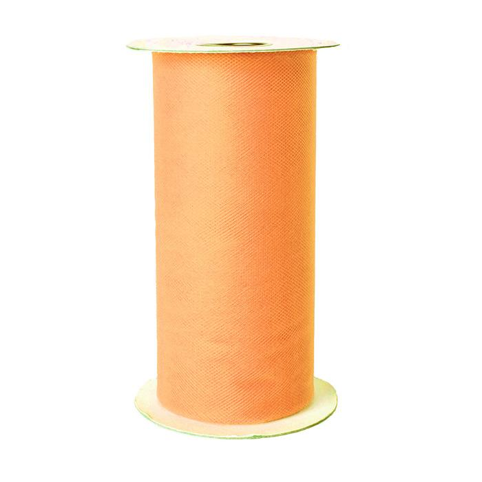 Tulle Spool Melon
