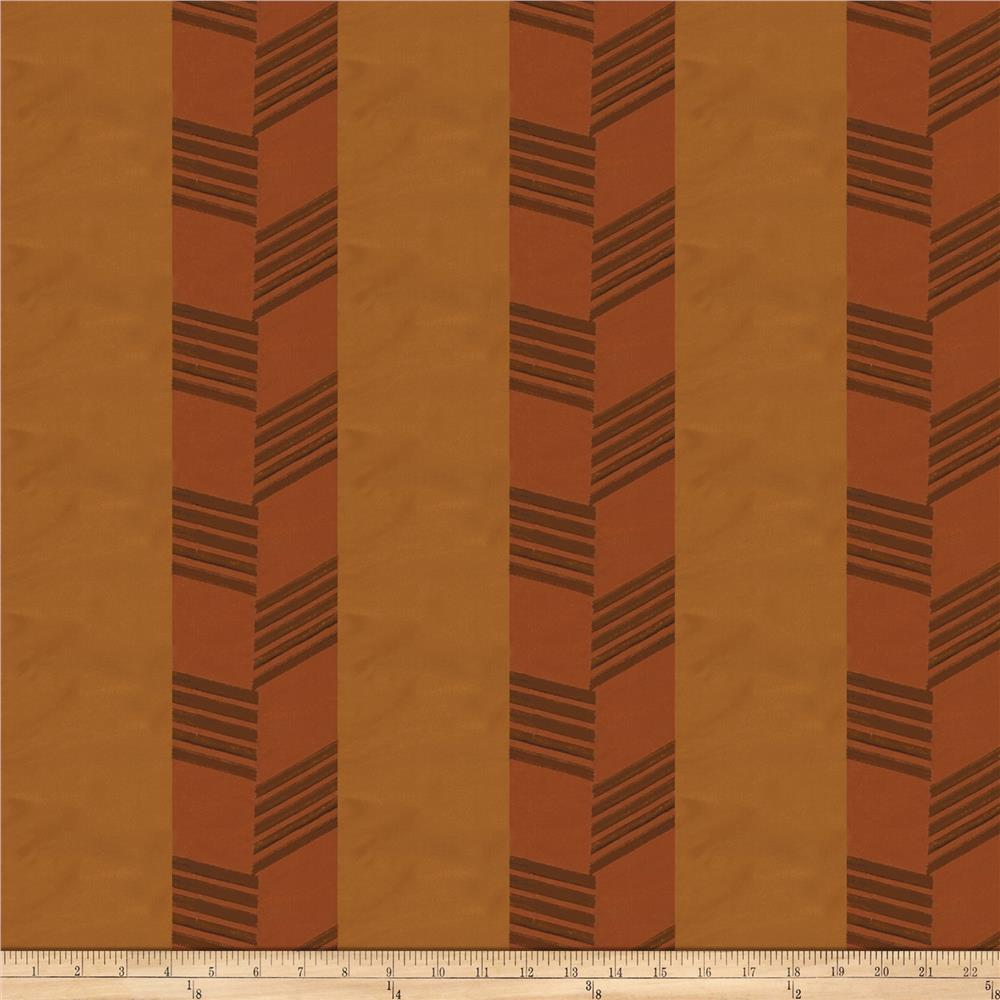 Orange fabric home decor fabric by the yard for Decor 55 fabric
