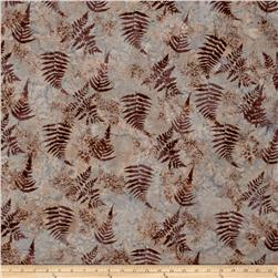 Bali Batiks Handpaints Fern Huckleberry