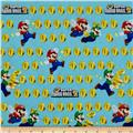 Nintendo Super Mario 2 Coins Light Blue