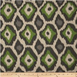 Premier Prints Adrian Blend Laken Organic Green Fabric