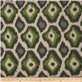 Premier Prints Adrian Blend Laken Organic Green