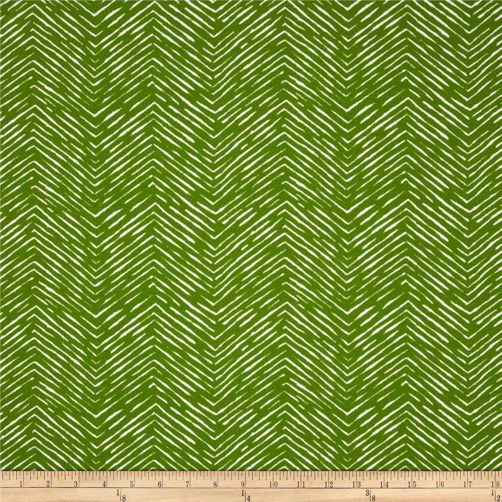 Premier prints indoor outdoor cameron bay green discount for Outdoor fabric