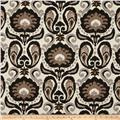 Golding by P Kaufmann Grand Ikat Charcoal