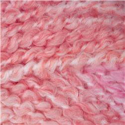 Red Heart Snuggle Bunny Yarn (9965) Flamingo