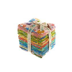 Moda ABC Menagerie Fat Quarter Bundle