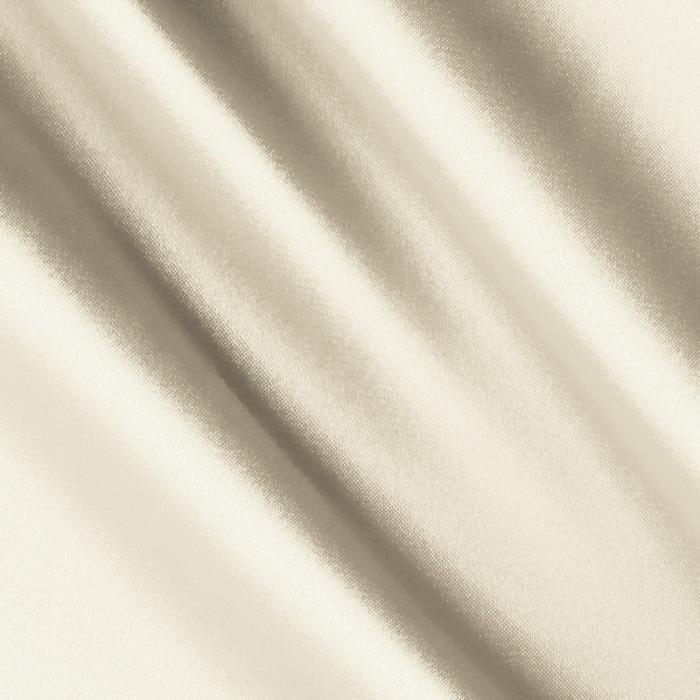 Charmeuse Satin Ivory