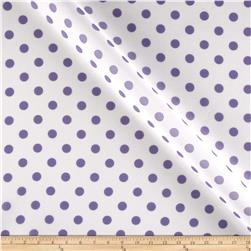 RCA Polka Dots Sheers Purple